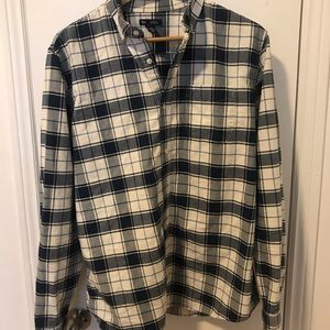 Gap Checkered Dress Shirt